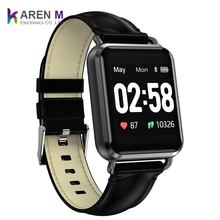 2019 New Product 1.3inch ECG PPG <strong>Smart</strong> <strong>Watch</strong> Q13 Heart Rate Blood Pressure Sport Fitness Tracker Electrocardiogram Smartwatch