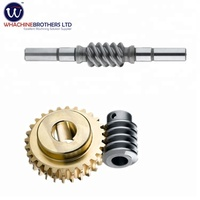 Professional reducer parts spur gear worm Used For Construction Machinery