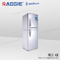 RAGGIE RG R180SK Protable Fridge Double