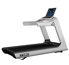 TZ-7000A commercial treadmill for gym fitness <strong>equipment</strong> 3HP motor running machine touch screen with android