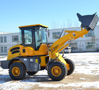 Changhui 918 mini bulldozer loader