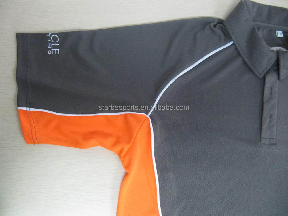 Design your own company dri fit polo shirt with logo for Mens dri fit polo shirts wholesale