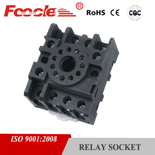 high quality electrical general relay socket pf113a-e 11 pins