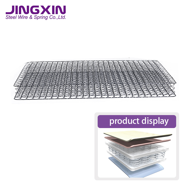 Small flat bonnell coil compression springs coilings Good quality Hotel mattress inner spring - Jozy Mattress   Jozy.net