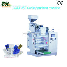 DXDP350 Automatic Soft Alu-alu Strip Packing Machine