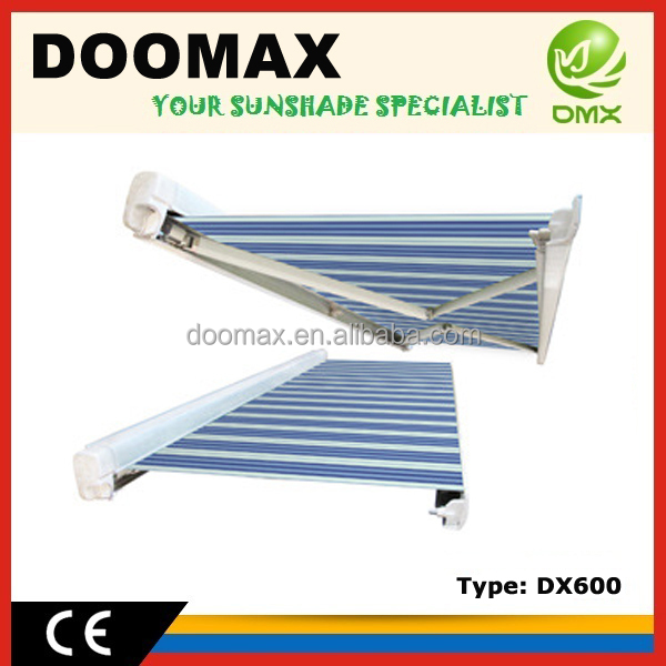 #DX600 Durable Metal Car Canopy