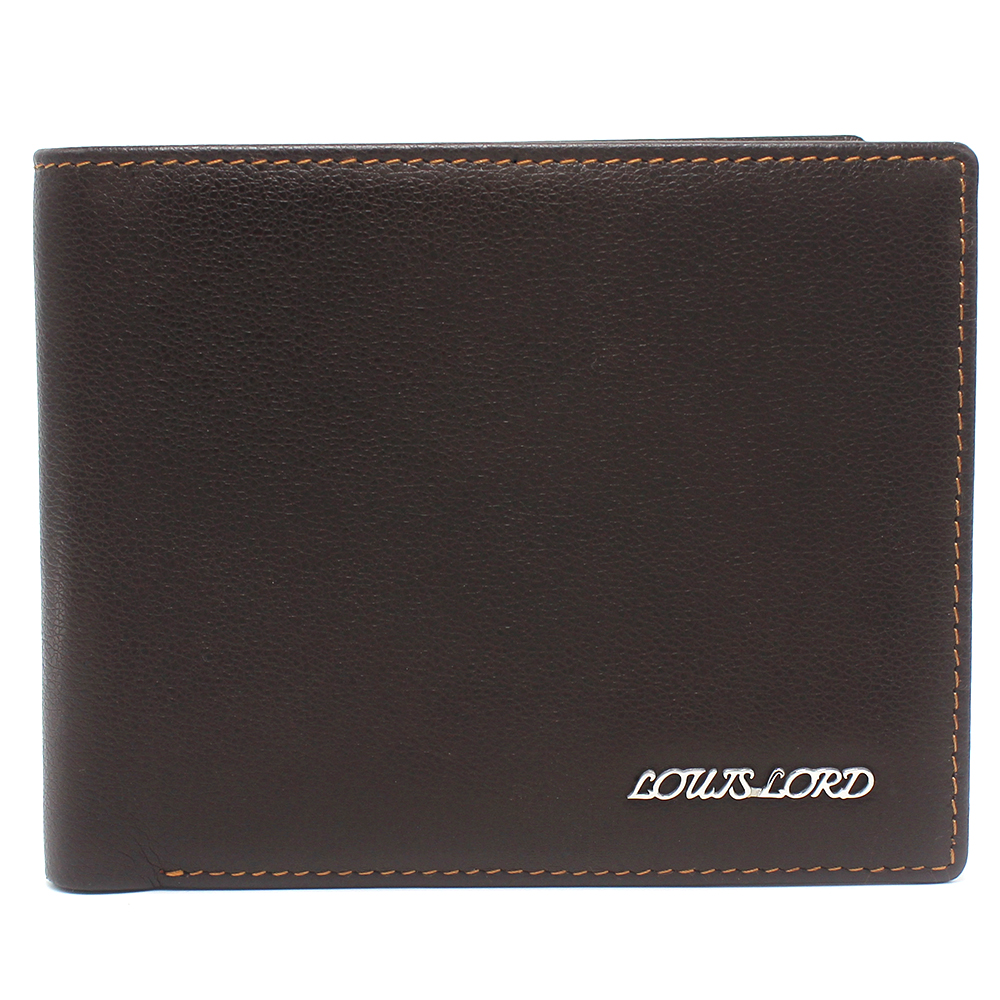 Pre Polish trend style crazy horse men rfid leather wallet