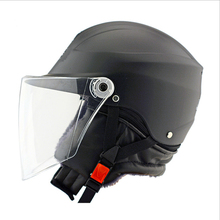 BHH beautiful motorcycle helmet safety helmet keep warm motorbike helmet