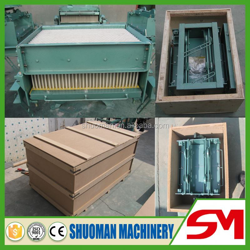High capacity supplying water automatically chalk machine