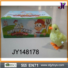 JINYU chick wind up toy mechanism small toys for kids
