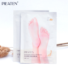 Pilaten pedicure spa dead skin removal foot care gloves for feet foot mask