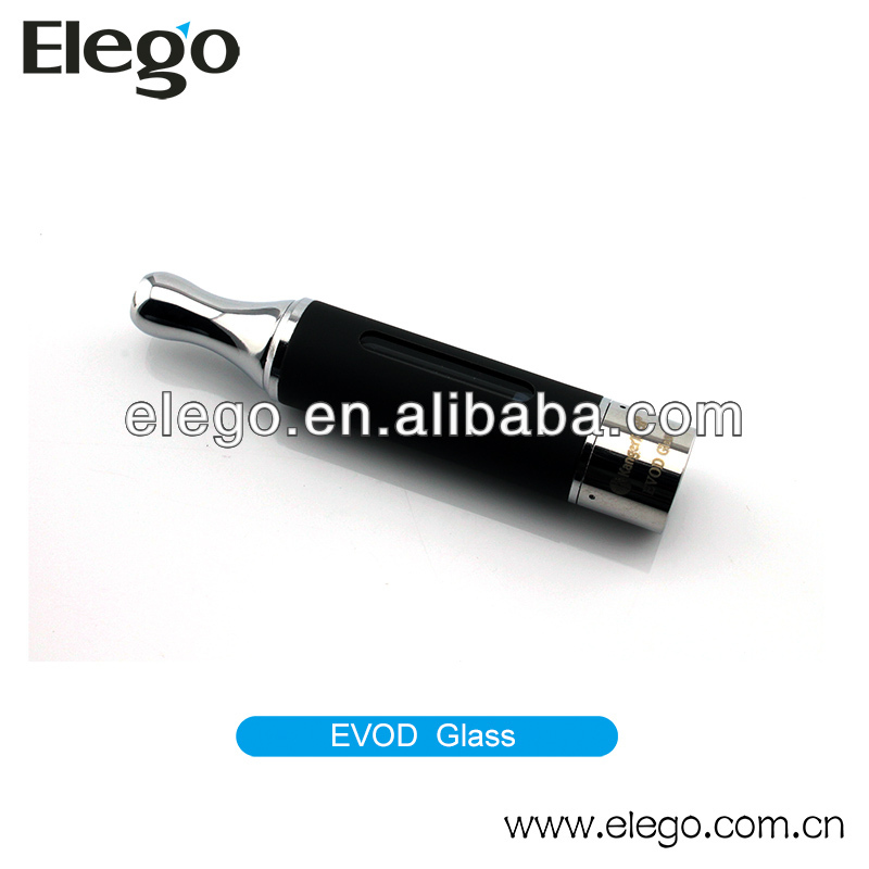 2014 Newest BDC dual coil Kanger eVod Glass Clearomizer