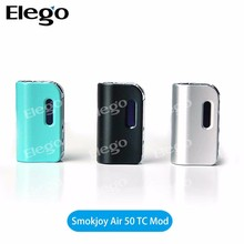 Wholesale Supply 50W Mini SMOKJOY Air Mod, 100% Original SMOKJOY Air 50 TC Mod with American high-end CPU