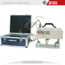 alibaba china supplier IP-150 portable dot peen marking machine companies looking for agents europe