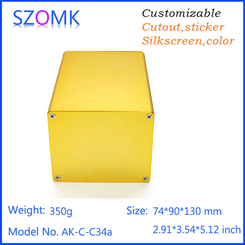 made in china good price aluminum extrusion enclosure