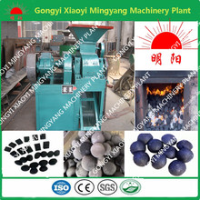 2015 Factory price white coal briquette make machine with CE 008618937187735