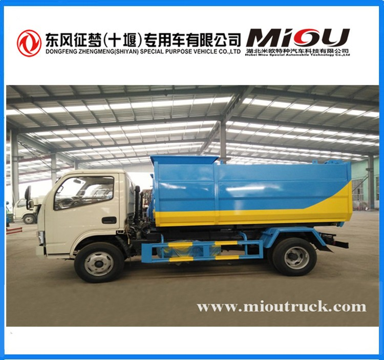Dongfeng compression garbage truck for sale