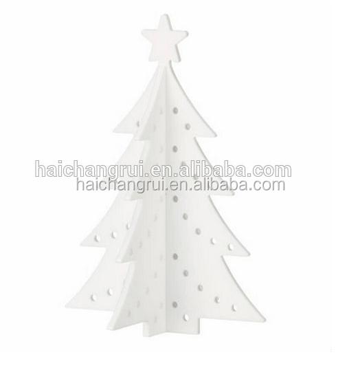 3d table de no l d co rouge blanc transparent acrylique rennes arbre bonhomme de neige. Black Bedroom Furniture Sets. Home Design Ideas