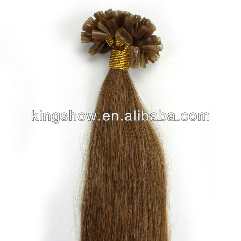 Wholesale cheap 100 Chinese remy hair 1.0g u tip keratin human hair extension