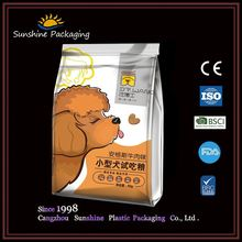Flat bottom colourful designed stand up dried food packaging bags/snax packaging bag for freeze dry fruit