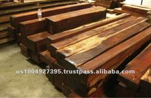 Various Usage Beautiful Granadillo Lumber Wood