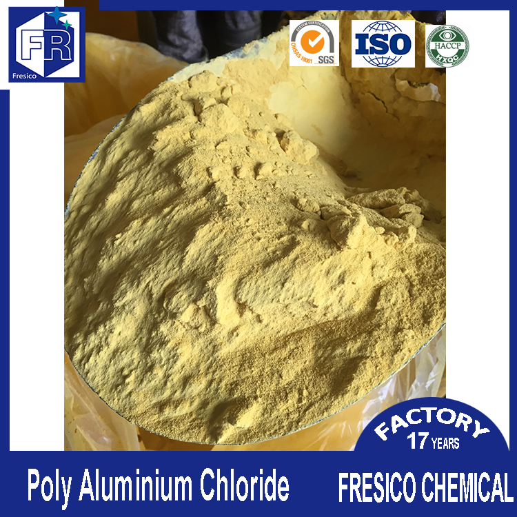 poly aluminium chloride(pac)30% for Textile Auxiliary Agents with lowest price