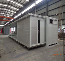 luxury prefabricated mobile customized shipping container home house china for sale