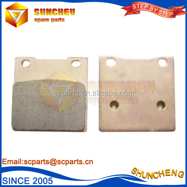 Motorcycle Parts High performance brake pad motorcycle gs125