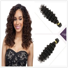 Unprocessed Wholesale Virgin Brazilian Hair Deep Wave Hairstyles For Black Women