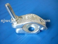 Scaffold Drop Forged Half Coupler BS1139 British Style