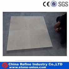 Professional china manufacturer crema marfil marble slab price