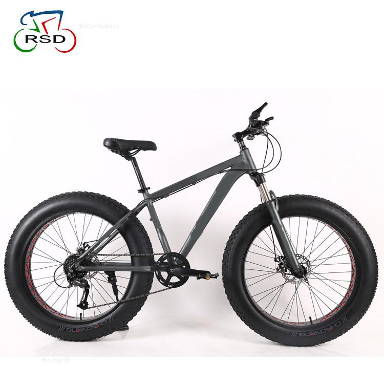 China Manufacture 21 Speed Fat Bike Rsd 26x4 0 Full Suspension