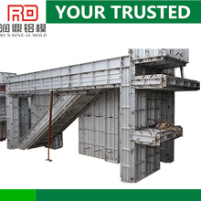 RD Reduce labor intensitynew innovation lightweight building material replace for plastic formwork