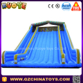 commercially gaint inflatable dry slide for chidren and adult