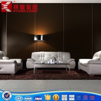 2016 kfung hot sale nicoletti italian leather sectional sofa