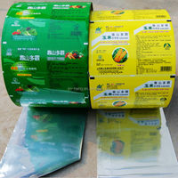 cereal food grade plastic packaging food roll film