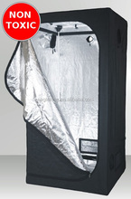 HYDROPONIC GROW TENT FOR LED or HPS lighting metre Diamond Mylar 210d, 600d, 1680d NON TOXIC