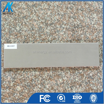 100x400mm Hotel Matte Gray German Ceramic Tile