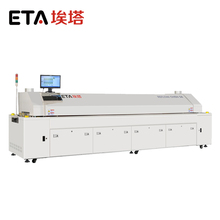 Automatic Lead Free Solder SMT Reflow Oven for LED Tube Light Assembly Machine