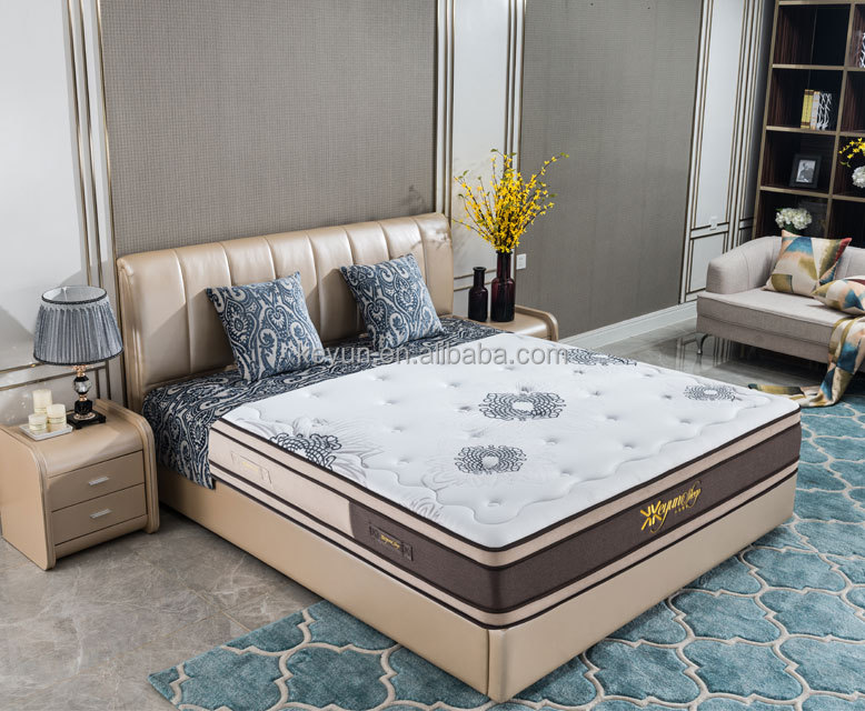 High quality soft continuous spring mattress bedding - Jozy Mattress   Jozy.net