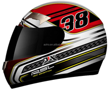 High quality Motorcycle ECE Full Face helmet motorcycle for sale