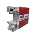 Portable Mini Marking Machine Gold And Silver Engraving Fiber Laser Cutter