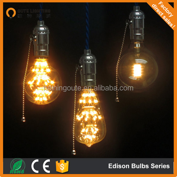 Replica New Design restaurant Modern Antique industrial Golden metal Pendant Lighting/lamp conduit droplight