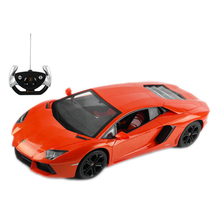 High quality 1:14 simulated plastic rc crazy car toy