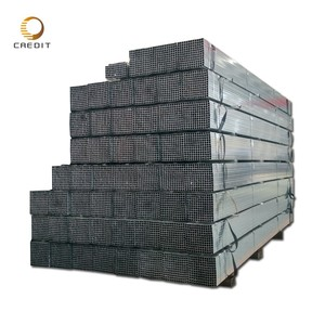 Brand new hot rolled square galvanized / tube/galvanized pipe carbon steel with low price