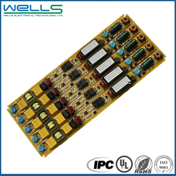 hard gold electronic display pcb circuit boards factory