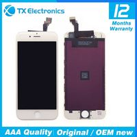 dual screen mobile phone for iphone 6 plus lcd touch screen display