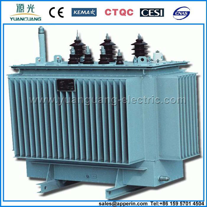 630 kVA 11 kV Distribution Transformer