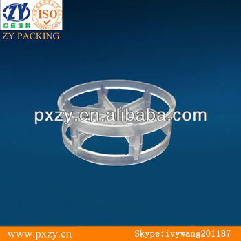 plastic flat ring,tower packing media