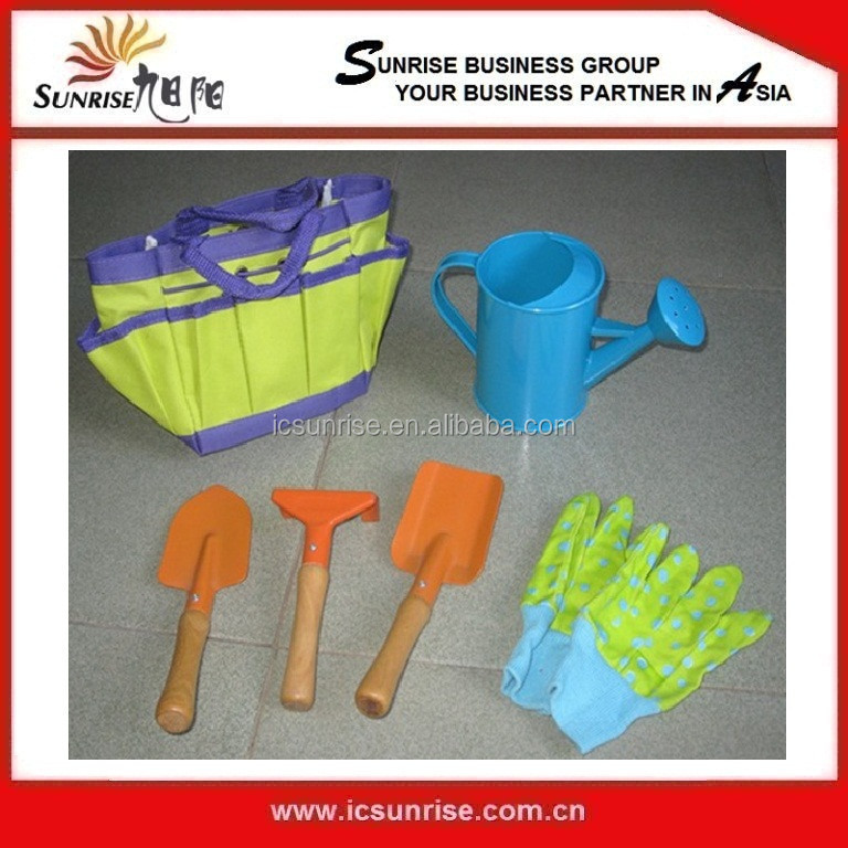 Plastic/Stainless Steel Garden Tools Set For Kids n Adults